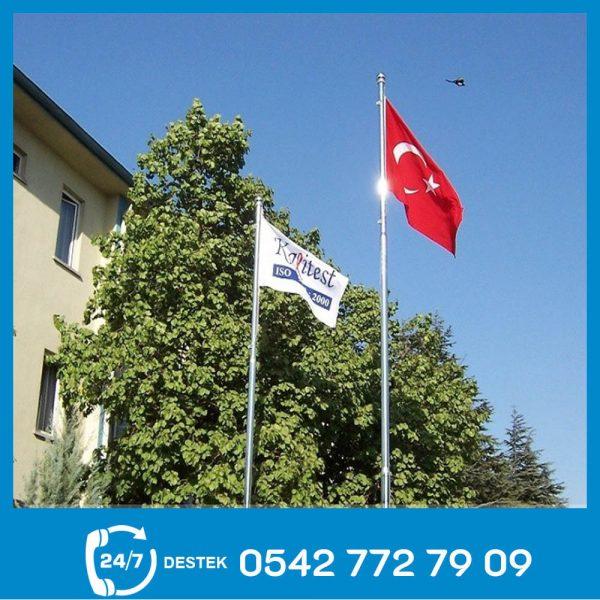 Bayrak Direği 19