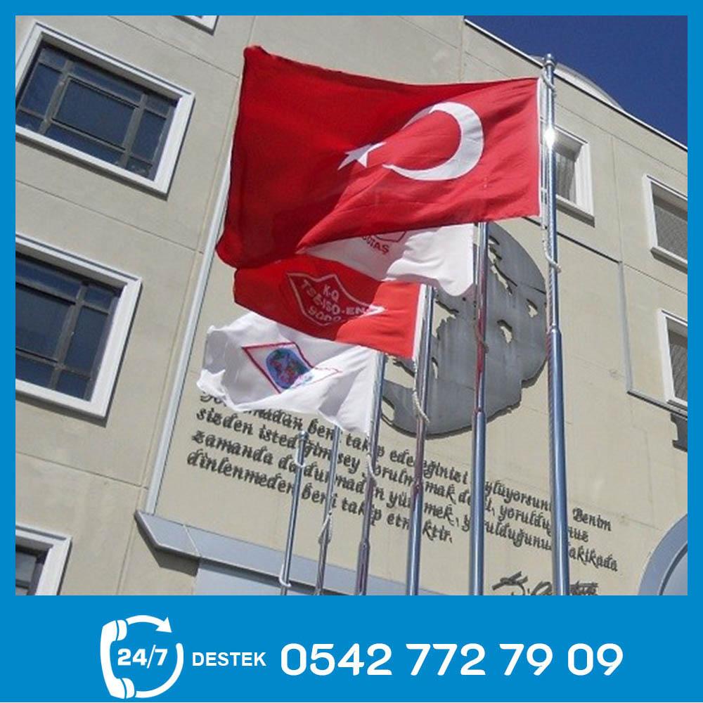 Bayrak Direği 27