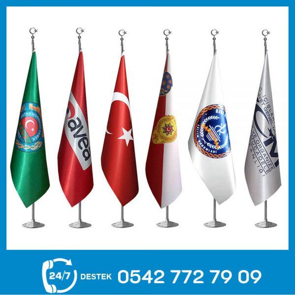 Makam Bayrak Direği 05