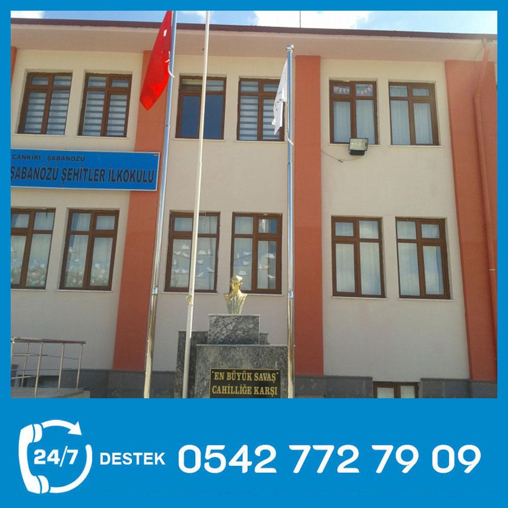 Kadıköy Dış Mekan Bayrak Direkleri