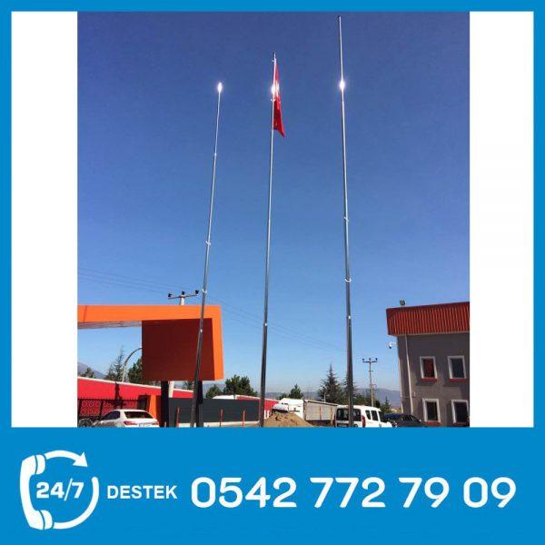 Krom Bayrak Direği 04